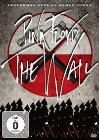 Cover Pink Floyd - The Wall - Performed Live At Earls Court [DVD]